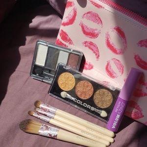 NWOT 🔥3/$15! Covergirl, LA Colors, Revlon,ecotool